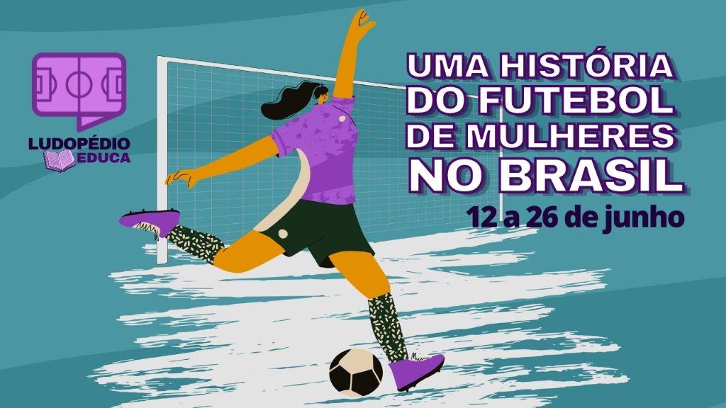 Curso Futebol de mulheres